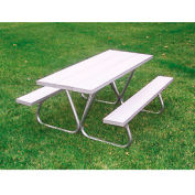 Portable Picnic Table 8' Aluminum