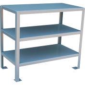 36 X 18 2 Shelf Machine Table