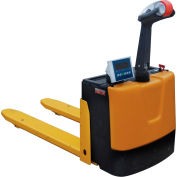 Vestil Self-Propelled Electric Pallet Jack Truck & Scale EPT-2547-30-SCL 3000 Lb