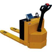 Vestil Self-Propelled Electric Pallet Jack Truck & Scale EPT-2748-45-SCL 4500 Lb