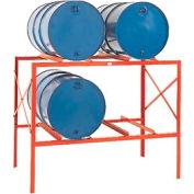 Modern Equipment MECO DR4 Drum Storage Rack - 4 Drum Storage