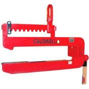 Caldwell C-Hook Pipe Lifter CPL-4.5 9000 Lb. Capacity