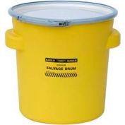 Eagle 1654 Plastic Salvage Drum - 20 Gallon