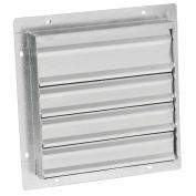 """TPI Shutter For 16"""" Guard Mounted Exhaust Fan CES-16G"""