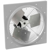 TPI 24 Venturi Mounted Direct Drive Exhaust Fan CE-24-DV 1/4 HP 3,400 CFM