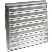 "Shutter For 10"" Venturi Mounted Exhaust Fan"