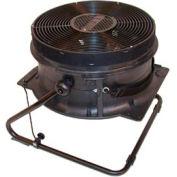 """Multifan 16"""" Inflator Fan B2E40K1M11106 1/2 HP 3,250 CFM"""