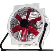 "Vostermans 20"" Mobile Indoor Outdoor Fan B4E5003M11100P 1/3 HP 4,765 CFM"