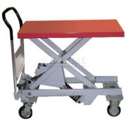 Southworth Dandy Leveler DLV-150 Mobile Spring Lift Work Table 330 Lb. Capacity