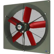 """Multifan High Output Panel Fan 24"""" Dia Three Phase 460v With Grill"""