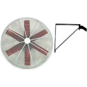 "Vostermans 20"" Wall Mount Basket Fan 245774 1/3 HP 5500 CFM"