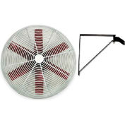 "Vostermans 20"" Wall Mount Basket Fan 245777 1/3 HP 5500 CFM"
