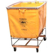 Dandux Yellow Glosstex Elevated Basket Bulk Truck 400130CG04 4 Bushel Capacity