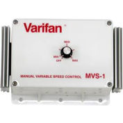 Vostermans Variable Speed Controller VFMVS-1 Manual