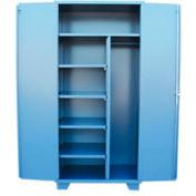 "Jamco Heavy Duty Combination Storage Cabinet MS236 - 36""W x 24""D x 78""H"