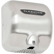 Xlerator® Hand Dryer  - Brush Stainless Steel Cover 120V - XL-SB-110