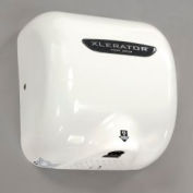 Xlerator® Hand Dryer  - White Thermoset Cover 277V - XL-BW-277