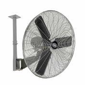 """Global Deluxe Ceiling Mount Fan 24"""" Diameter"""