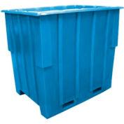 Bayhead KC-52-BLUE Nesting Pallet Container 57x41x53 1500 Lb Cap. Blue