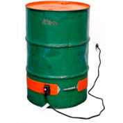 Drum Heater for 55 Gallon Steel Drum - 115V, 1500W