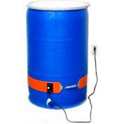 Drum Heater for 30 Gallon Plastic or Fiber Drum - 115V, 250W