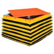 Accordion Skirting 1000-083-18 for 4000 Lb. PrestoLifts™ Pneumatic Scissor Lifts