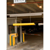 "Eagle Poly Clearance Bar Yellow 7""Dia. x 77""H, 1781"