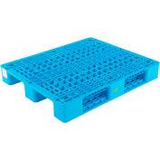 Rackable Pallet 47-1/8x39-1/4, 13200 Lb Floor & 3960 Lb Fork & 3300 Lb Rack Cap.