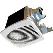 Continental Fan TBF120 Premium Bathroom Fan 2 Speed 110-80 CFM