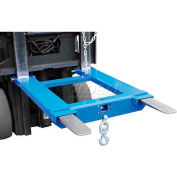 Vestil Forklift Tow Base Lifting Hook HOOK-R-4