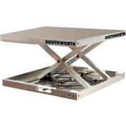Southworth Lift-Tool 4429108 Aluminum Scissor Lift Table 300 Lb. Capacity