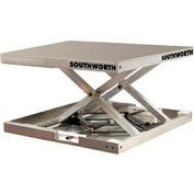 Southworth Lift-Tool™ 4429108 Aluminum Scissor Lift Table 300 Lb. Capacity