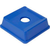 Rubbermaid® Square Bottle & Can Recycling Top