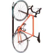 Bike Fixation Indoor Vertical Single Non-Lockable Bike Mount