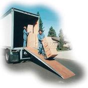"""Vestil Fiberglass Truck & Van Walk Ramp FWR-3010-50 10'L x 30""""W 3000 Lb."""