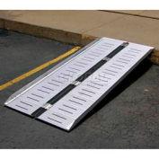 Vestil Folding Aluminum Ramp RAMP-SF 500 Lb. Capacity