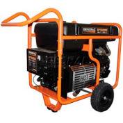 GENERAC® 5734, 15000 Watts, Portable Generator, Gasoline, Electric/Recoil Start, 120/240V