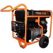 Generac® Portable Generator W/ Electric Start, Gasoline, 17500 Rated Watts
