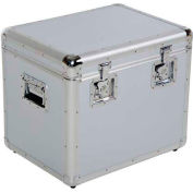 "Vestil CASE-S Aluminum Storage Case Small 19"" x 14-1/4"" x 16-1/4"""