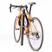Bike Fixation 2 Bike Square Tube Surface In Ground Bike Rack