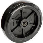 "Replacement 8"" Wheel & Hardware for 1 Cubic Yard Standard Duty Tilt Trucks"