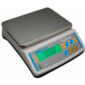 "Adam Equipment LBK12a Digital Parts Counting Scale 12lb x 0.002lb 9-13/16"" x 7-1/8"" Platform"