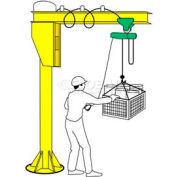 Festooned Boom Electrification TAGLINE 20W A for Abell-Howe® HD Style B Floor Cranes