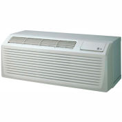 LG Packaged Terminal Air Conditioner LP123HDUC1 Heat Pump 12000 BTU Cool, 10600 BTU Heat, 208/230V