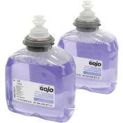 GOJO TFX Foam Soap 1200mL Refill - 2 Refills/Case 5361-02