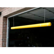 "104"" Clearance Bar - Yellow Bar/White Tapes"