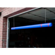 "120"" Clearance Bar - Blue Bar/Red Tapes"