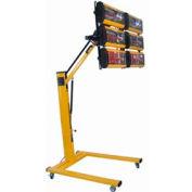 Vestil Portable Infrared Heater, HEAT-S2, 3000w Height Adjustable