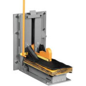 DLM Manual PowerStop® MAL Truck & Vehicle Restraint with Auto Lights & Signs