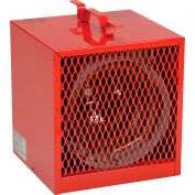 Fahrenheat® Contractor Heater BRH402, 3000/4000W at 208/240V Plug Type: 20 Amp 240v Nema# 6-20p